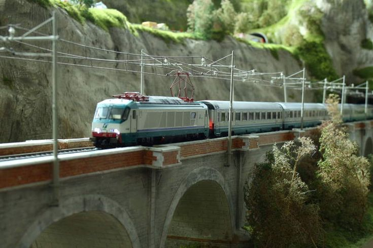 On 2nd #April Mondotreno reopens, here visitors can admire a #miniature landscape that is really impressive with 400 metres #railway line, 40 moving #trains.