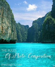 Photo composition rules will help you improve your photography - from using the rule of thirds to understanding leading lines, patterns, and more. #Photography #PhotographyTips