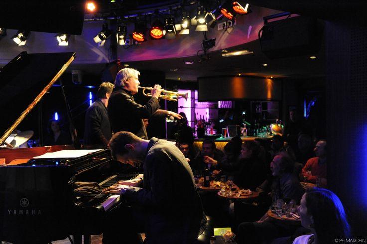 Paris 1e - Jazz Club 'Duc des Lombards' - 42 Rue des Lombards - The best jazz clubs in Paris - The Washington Post