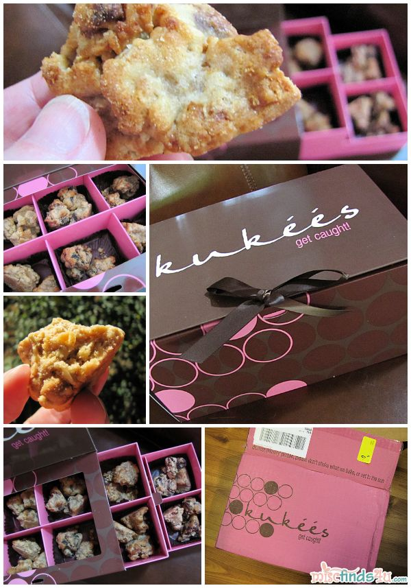 kukees Gourmet Cookies Delivered Freshly Baked to Your Door @OfficialKukees #GIVEAWAY