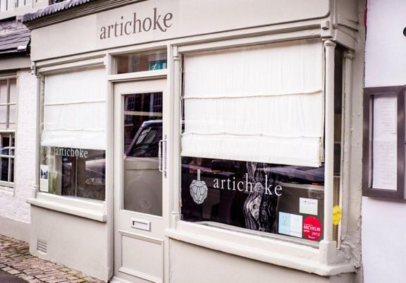 Artichoke Restaurant - Amersham