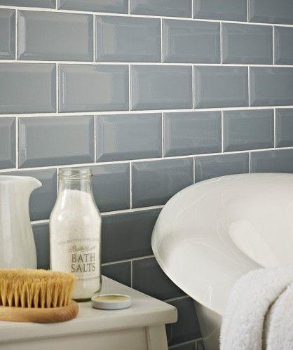 Chartwell Blue tiles for bathroom (from Topps Tiles) http://www.toppstiles.co.uk/tprod45088/section99/Chartwell-Blue