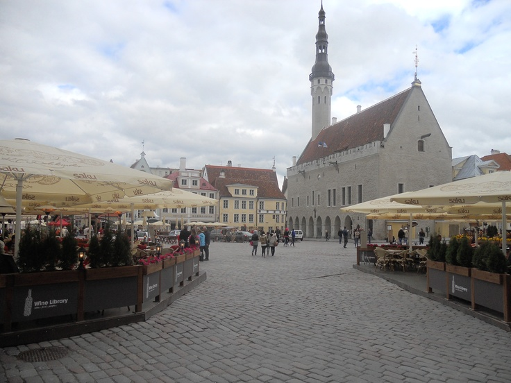 Estonia, Tallinn, i love this City <3