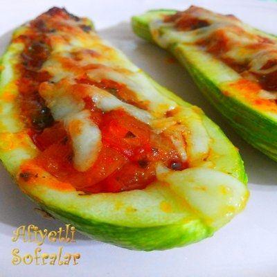 KABAK SANDAL - Afiyetli Sofralar - Yemek Tarifleri