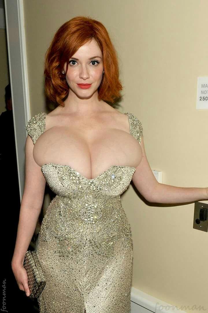 christina breast