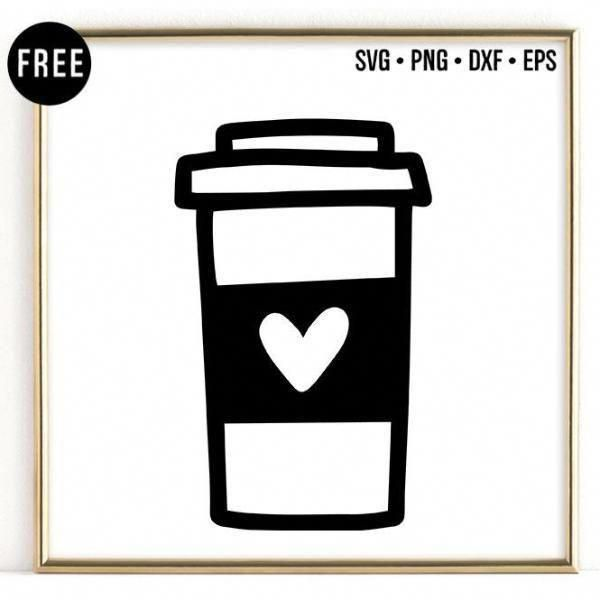 Coffee Cups Svg Pack  Tea Cup  Commercial Use  Coffee Mug  Hot Drinks  Printable  Cricut  Silhouette  Cutting Files  Svg Png Dxf