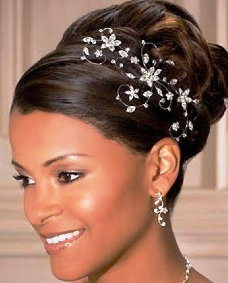 Supreme African American Wedding Hairstyles 928