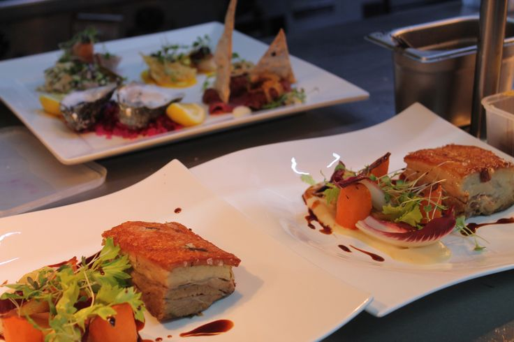 Some of the delicious food our Head Chef is whipping up at The Boatshed Restaurant #perth #boatshed #gourmet www.boatshedrestaurant.com