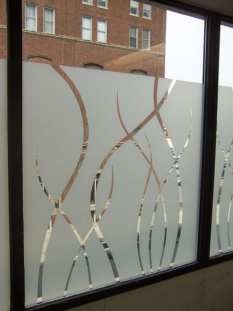 Best Frosted Windows And Doors Images On Pinterest Frosted - Vinyl etched glass window decals