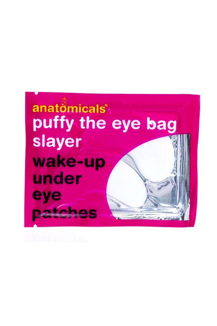 Puffy the Eye Bag Slayer Wake-Up Under Eye Patches  - ELLE.com