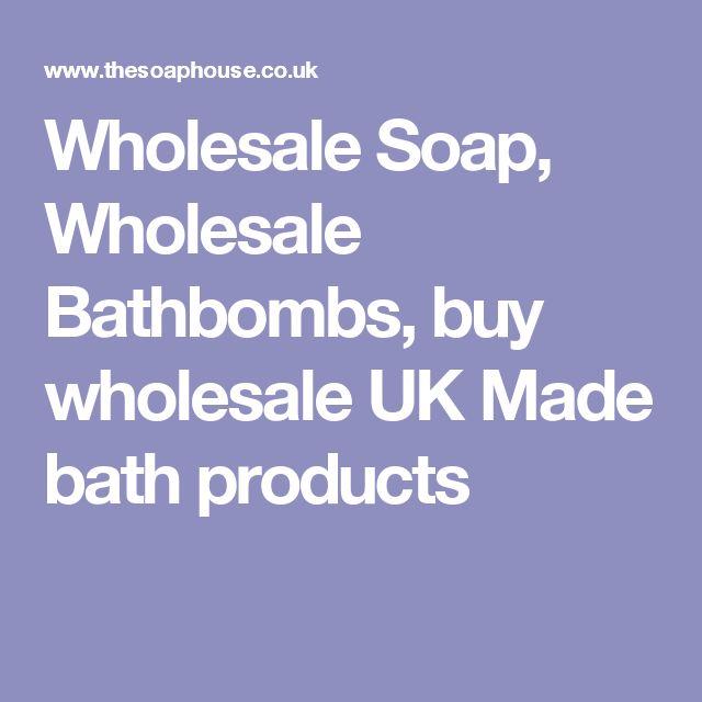 Wholesale Soap, Wholesale Bathbombs, buy wholesale UK Made bath products