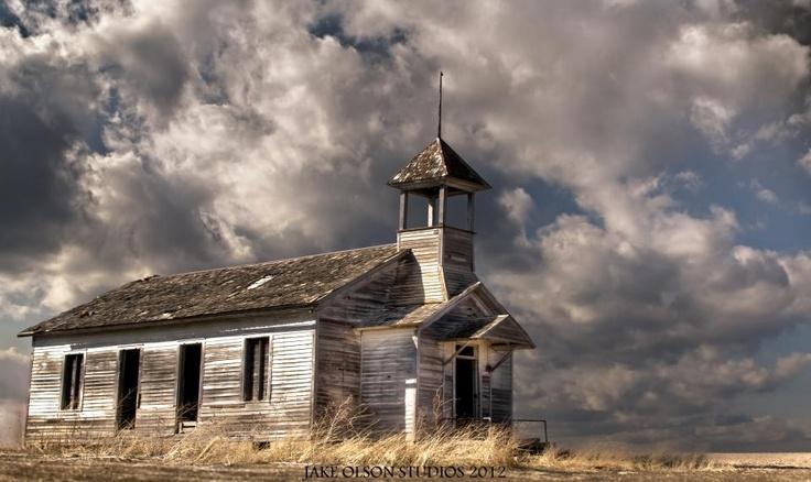 Abandoned Houses Near Me >> Abandoned School House near Craig, Nebraska...Please LIKE Jake Olson Photography on Facebook to ...