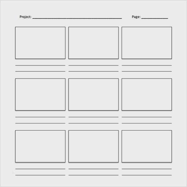 23 Gut Storyboard Vorlage Word Praktisch Sie Konnen Einstellen Fur Ihre Ideen Sammeln In 2020 Storyboard Template Storyboard Templates