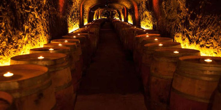 Uncover the secrets of Napa Valley on these wine cave tours #travel #roadtrips #roadtrippers