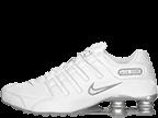 Nike Shox White Nursing shoe size 9