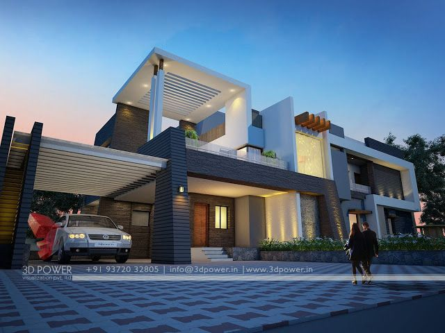 1829 best images about house on pinterest for Ultra modern villa designs