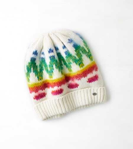 AEO Patterned Beanie
