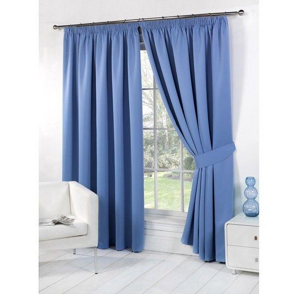 17 best ideas about Blue Pencil Pleat Curtains on Pinterest ...