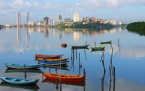 Conheça cinco razões para se apaixonar pelo Recife, capital de Pernambuco