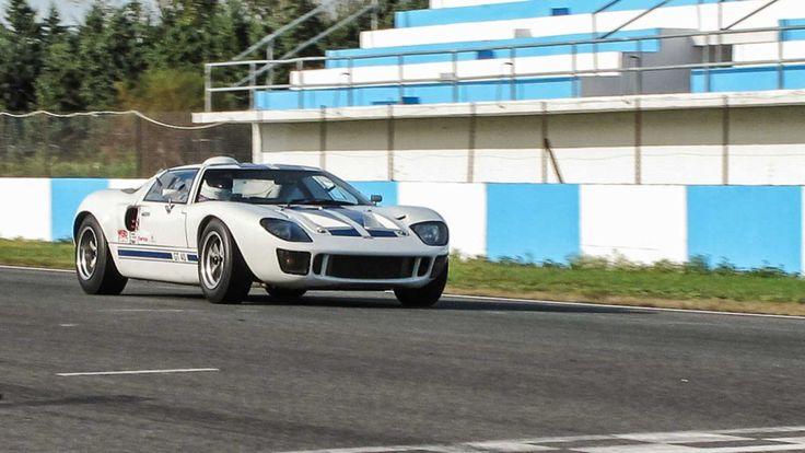 Με το GT40 στις Σέρρες. Η ηδονοβλεψία φωτογραφικά
