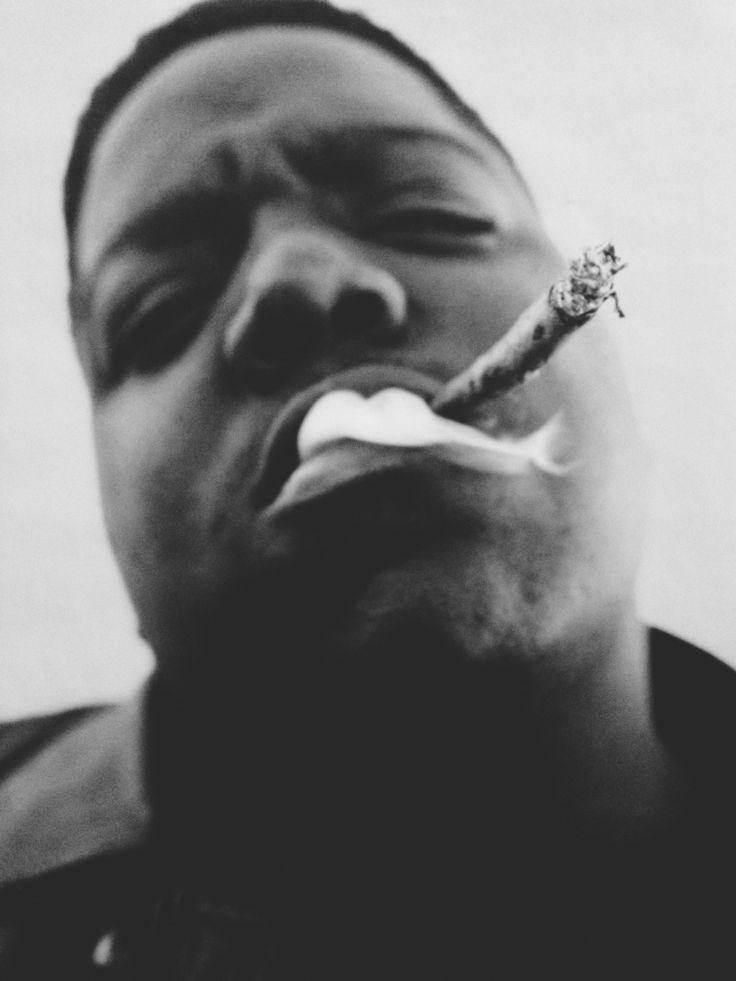 Biggie Smoking Weed