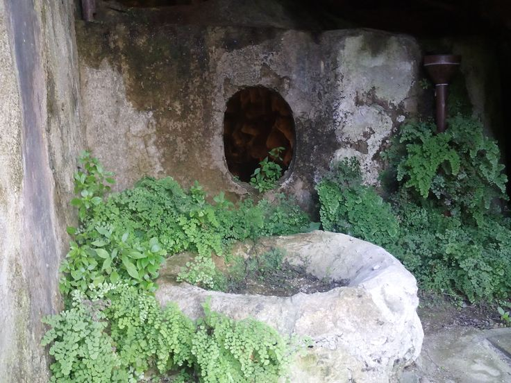 grotta antica tramonti