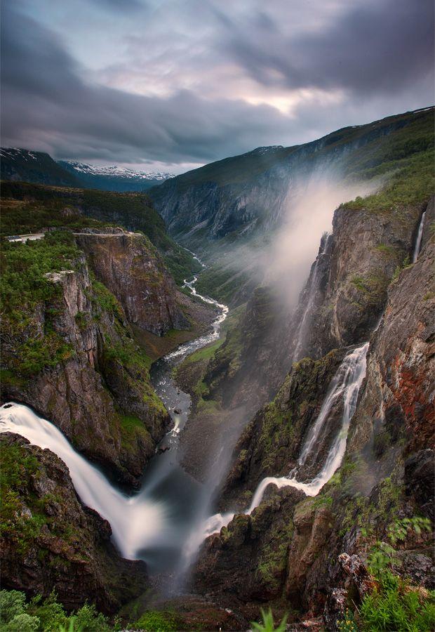 "500px / Photo ""Vøringfossen"" by Stephen Emerson"
