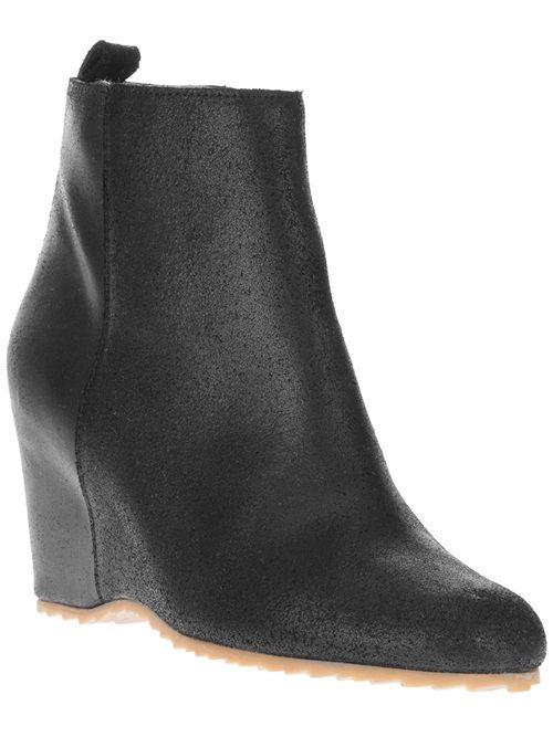 Women - All - Mm6 By Maison Martin Margiela Ankle Boot - WOK STORE