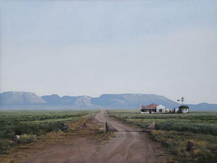 Peter Bonney Artist Studio