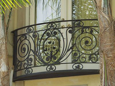 Wrought Iron Balcony Designs | wrought iron railings,wrought iron stair railings