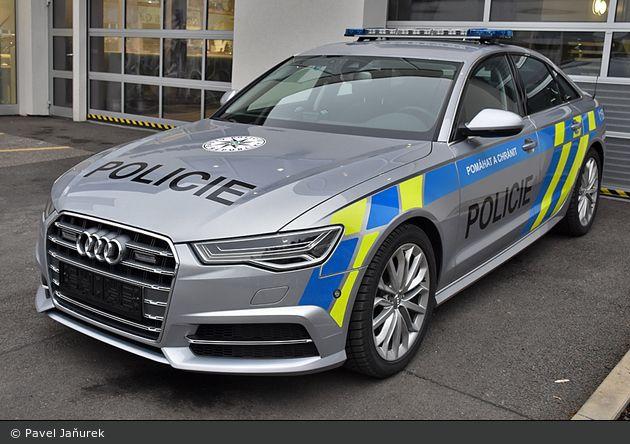 Praha - Policie - xAx xxxx - FuStW