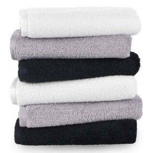 Weiche Mikrofaser Handtücher. Microfaser Handtuch & Duschtuch in 3 Farben. Eignet sich besonders gut als Sporthandtuch.