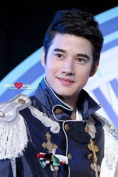 Mario Maurer is my dream cast #1 for Prince/ Emperor Kaito
