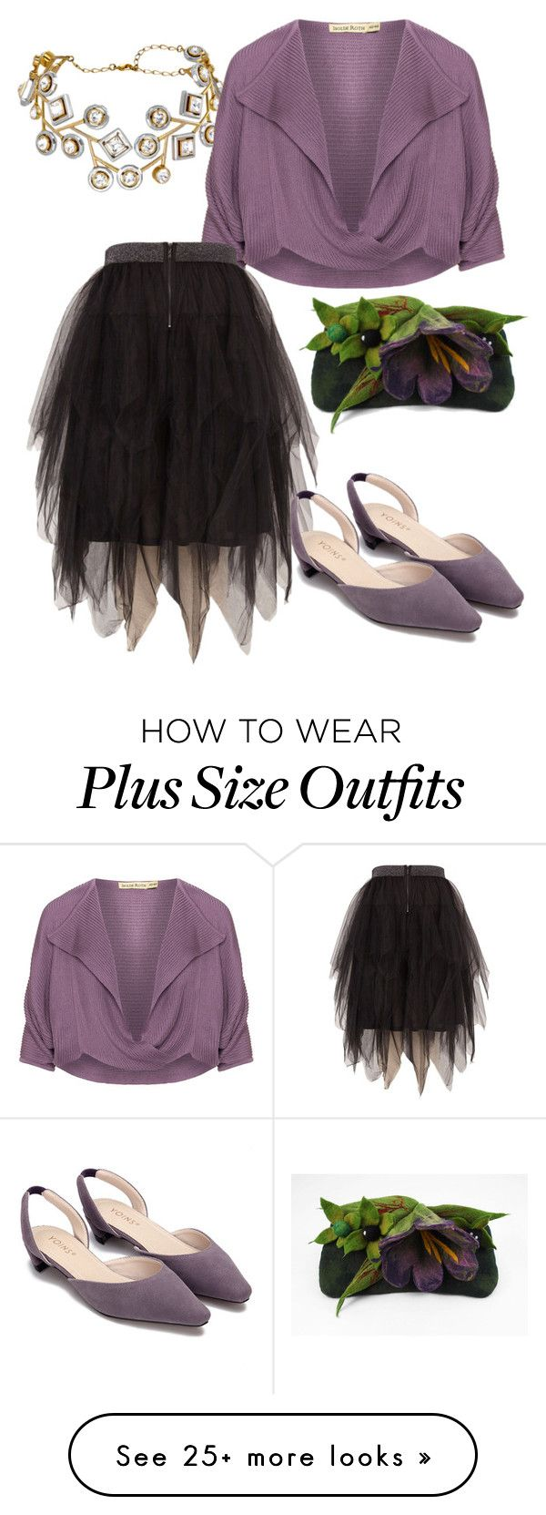 """""""plus size grace"""" by aleger-1 on Polyvore featuring Isolde Roth, Melissa McCarthy Seven7 and plus size clothing"""