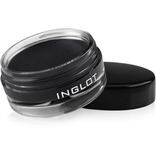 Inglot Amc Eyeliner Gel (51 BRL) ❤ liked on Polyvore featuring beauty products, makeup, eye makeup, eyeliner, beauty, smudge proof eyeliner, inglot, gel eye liner, gel eyeliner and inglot eyeliner