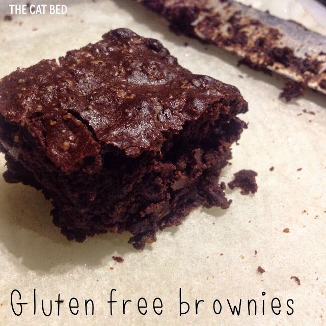 Delicious Gluten Free Brownies