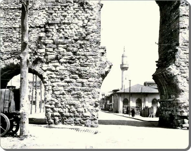 Zeyrek/ Kadinlar pazari 1930'lar