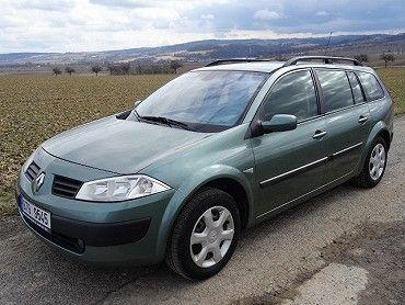 Renault Megane 1.5 Dci-Nový olej, filtr, nápl