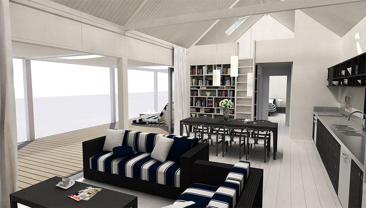 Eunoia - Living Baches :: Architecturally Design Bach Options