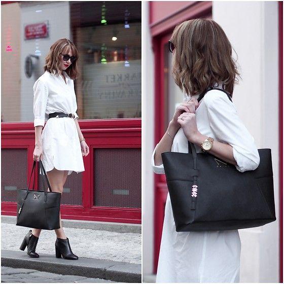 Get this look: http://lb.nu/look/8670945  More looks by Anastasiia G: http://lb.nu/anastasiiag  Items in this look:  Asos Shirt Dress, Sam Edelman Boots, Just Cavalli Sunglasses   #casual #minimal #street #shirt #dress #boyfriend #anastasiiag