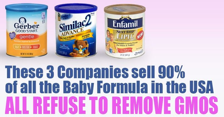 how to know when to change baby formula