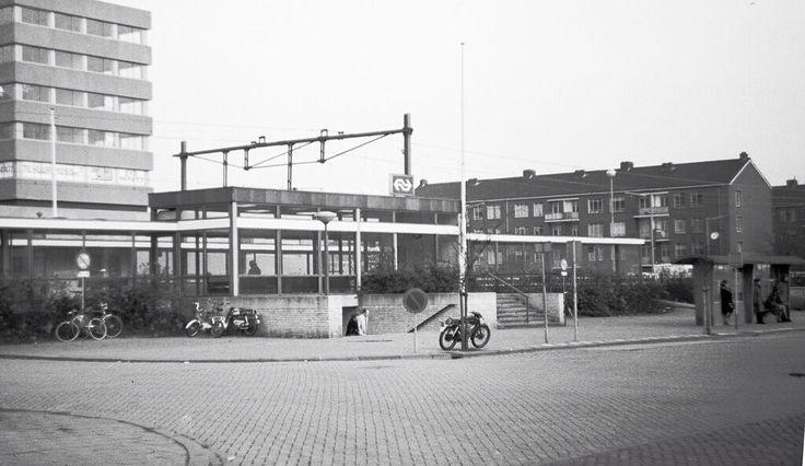 Oude station Rijswijk