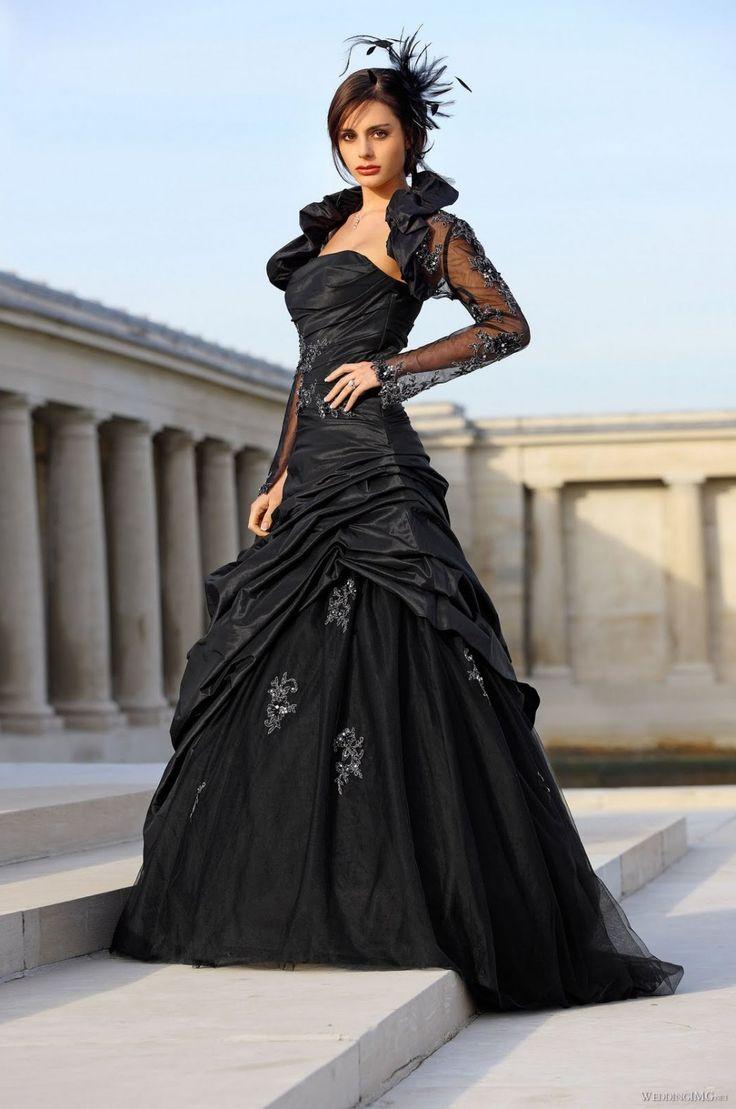gotycka suknia na wesele - Szukaj w Google