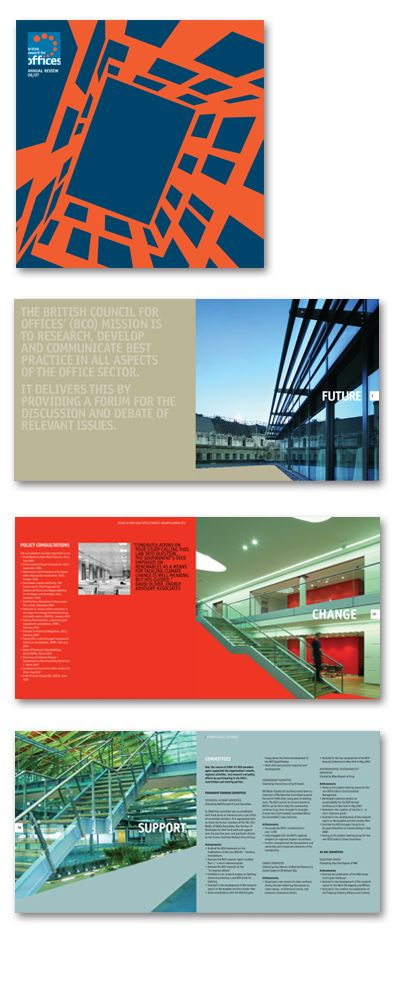 Best Annual Report Inspiration Images On   Editorial
