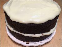 Torta de Cerveza negra