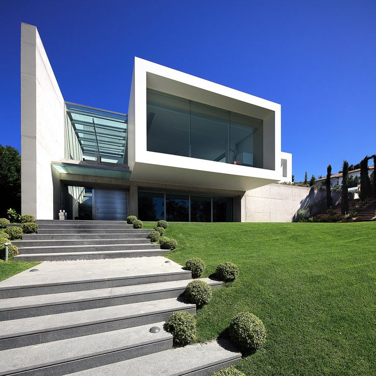 Built by ISV Architects in Ekali, Greece with date 2010. Images by Anargyros Mougiakos. The house is located in Ekali, one of the most privileged suburbs of Athens. The brief required for the house to serv...