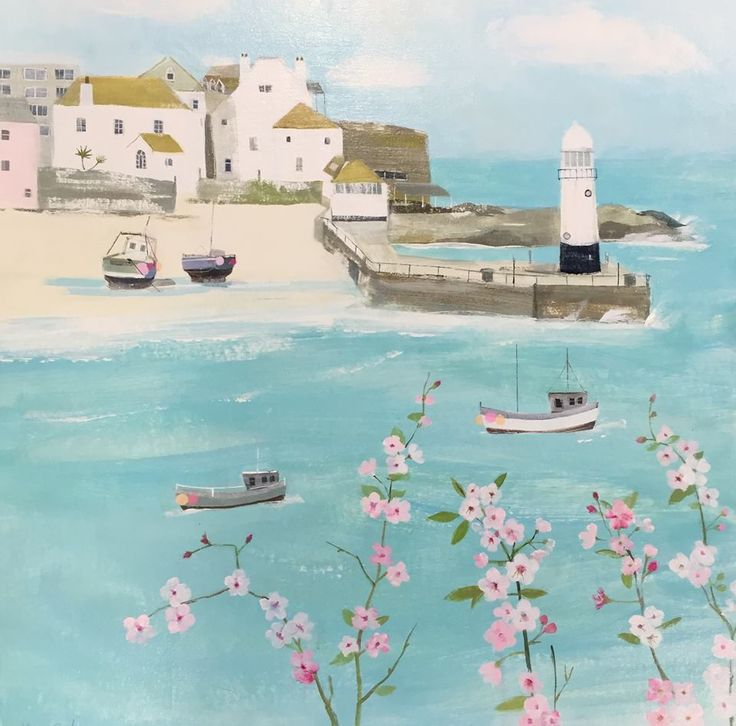 St Ives by Hannah Cole