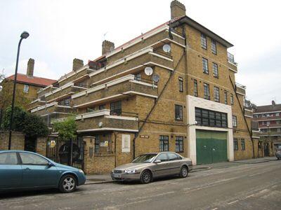 Lennox House Wells Street Hackney