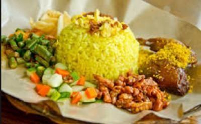 Resep Membuat Nasi Kuning Yang Enak Dan Lezat