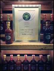 Our First Juicy Update! #blog #news #finefood #award #fruittea #tea